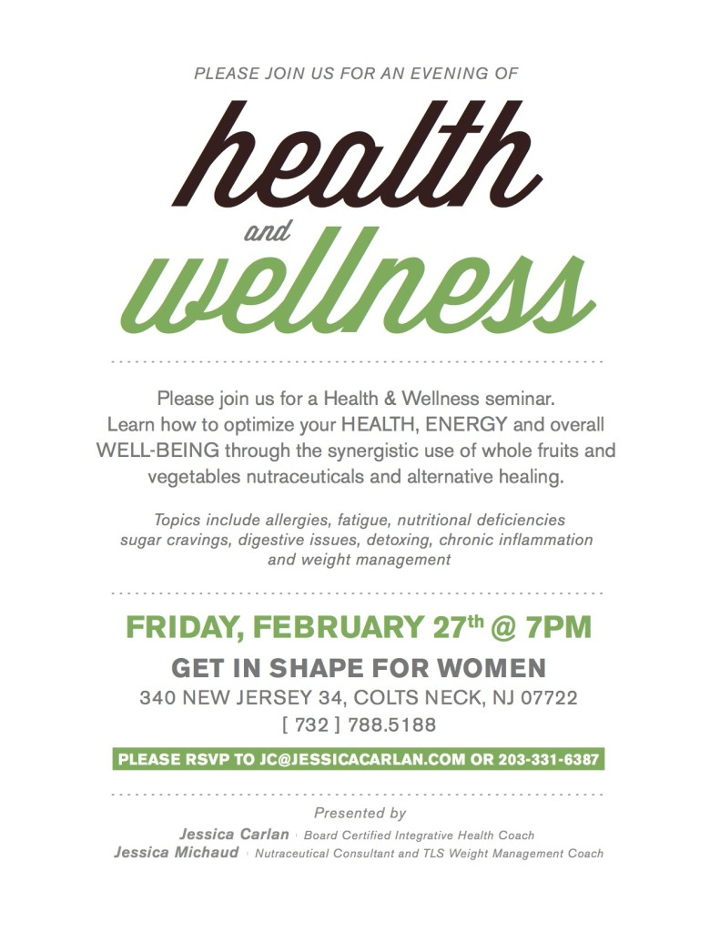 jc wellness flyer